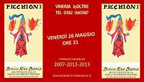 26 maggio 2017 – Pavia Verticale di Bricco Riva Bianca alla Vineria InOLTRE