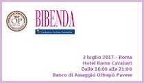 3 luglio 2017 – Roma Banco di assaggio Oltrepò Pavese FIS/Bibenda