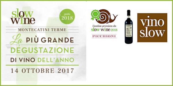14 ottobre 2017 – Montecatini Terme (PT) Presentazione della guida Slow Wine 2018