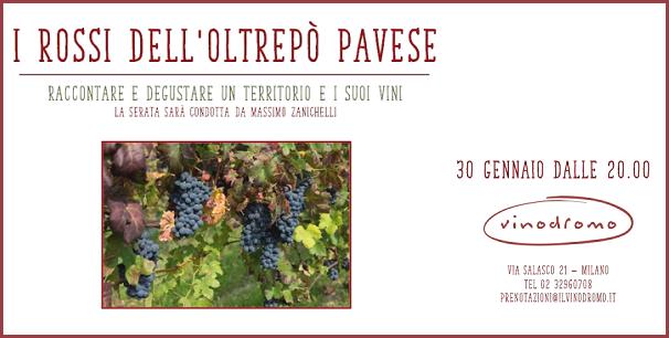 30 gennaio 2018 – Milano I rossi dell'Oltrepò Pavese al Vinodromo