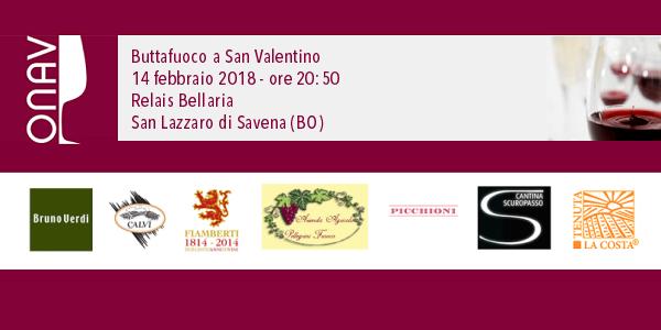 14 febbraio 2018 – San Lazzaro di Savena (BO) Degustazione di Buttafuoco con ONAV Bologna