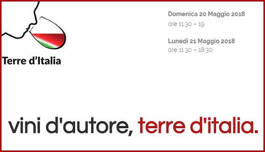 20-21 maggio 2018 – Lido di Camaiore (LU) Terre d'Italia