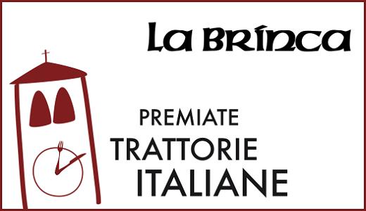 2 luglio 2018 – Ne (GE) Le Premiate Trattorie Italiane alla trattoria La Brinca