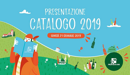 Presentazione del catalogo di Proposta Vini