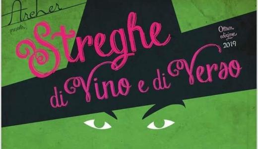 23 giugno 2019 – Castelvetro di Modena (MO) Streghe di Vino e di Verso 2019