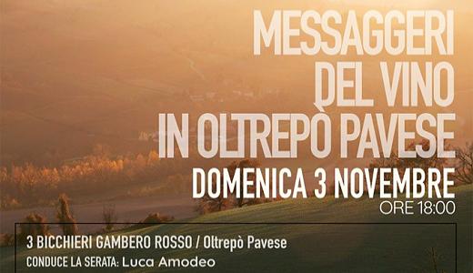 Messaggeri di vino in Oltrepò Pavese (Broni, 03/11/2019)