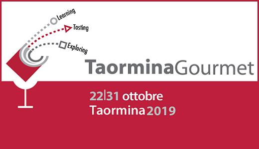 October 27-28 2019 – Taormina (ME) Taormina Gourmet festival 2019