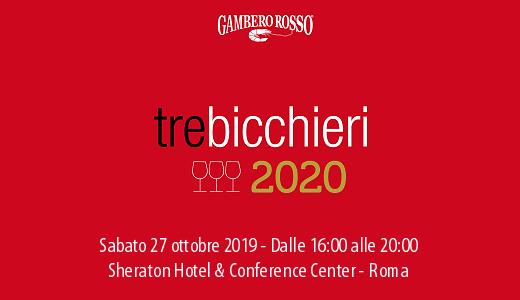 October 27 2019 – Rome Tre Bicchieri 2020 tasting