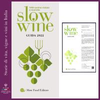 Slow Wine 2022 - Copertina
